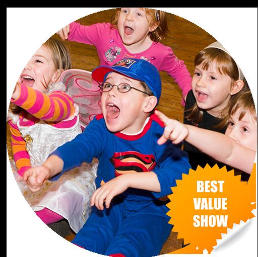 Best Childrens Entertainer in Kent | Kent Kids Parties | Childrens